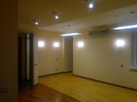 Первоначальный вид комнаты без мебели