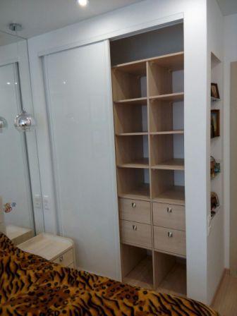 Шкаф спальня заполнение