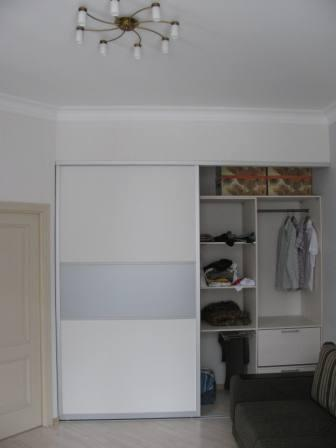 Правая часть шкафа-заполнение
