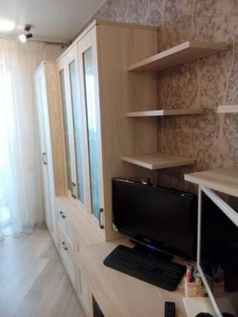 Мебель для кабинета ЛДСП ЭГГЕР толщина 25 мм Ясень Наварра