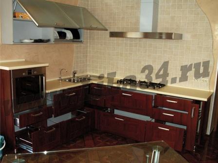 Кухня фасад SIDAK сборный