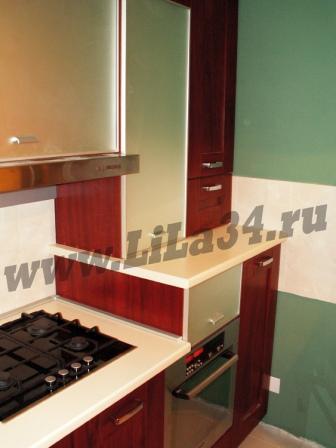 Кухня - зона плиты