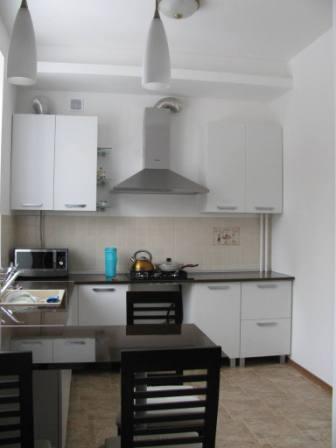 Кухонный гарнитур для кухни совмещенной с комнатой