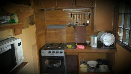 Посмотреть кухню у Николая