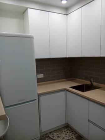 Кухня-AGT фасад супер-матовый