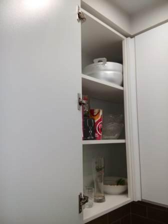 Белый цвет в стиле кухни