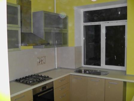 Бюджетный вариант кухонного гарнитура - изготовление Волжский