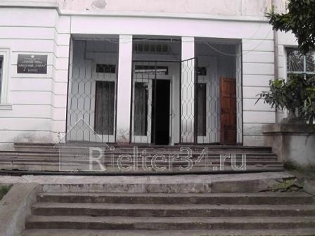 Хоста - 1-й корпус санатория Кавказ