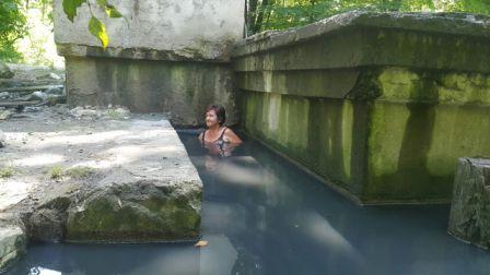 Ванны на источнике в Мацесте